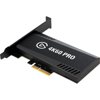Elgato Game Capture 4K60 Pro Musta