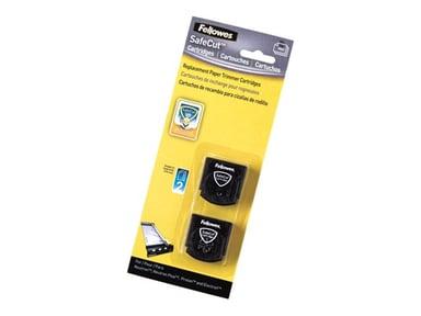 Fellowes SafeCut kassett för byte av skärblad null