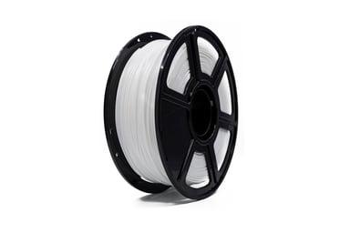 Flashforge Pla White 1.75mm - 1kg