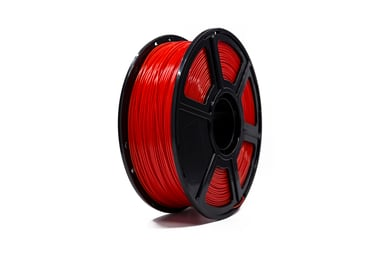 Flashforge Pla Röd 1.75mm - 1kg