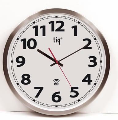 Ketonic Tiq Wall Watch WiFi Aluminium 600mm