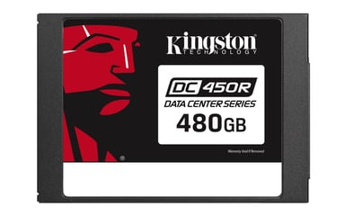 "Kingston DC450R 480GB 2.5"" Serial ATA-600"