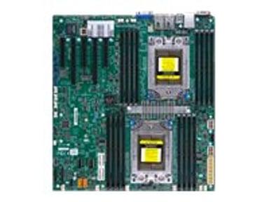 Supermicro H11DSi Laajennettu ATX Emolevy