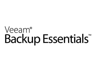 Veeam Backup Ess Universal Lic 1Y Subs Lic & Prod Support 1 jaar Licentie met betaling vooraf
