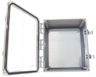 Ventev 25x15x30 Transparent Door Enclosure