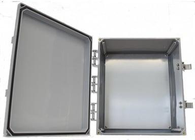 Ventev 30X15X35 Enclosure Solid Door