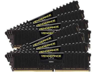 Corsair Vengeance LPX 256GB 256GB 3,200MHz DDR4 SDRAM DIMM 288-pin