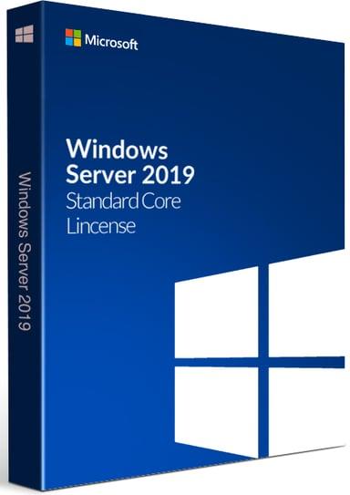 Dell Microsoft Windows Server 2019 Standard ROK null
