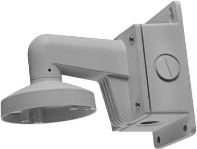 Hikvision DS-1272ZJ-120B Wall Mounting Bracket Junction Box