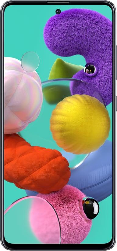 Samsung Galaxy A51 128GB Kaksois-SIM Prism crush black