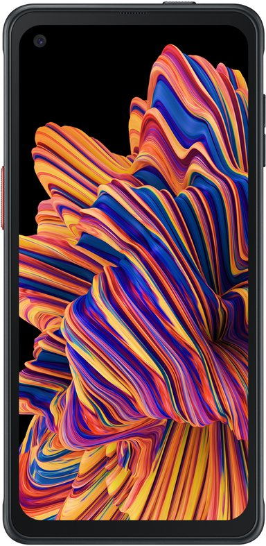 Samsung Galaxy Xcover Pro 64GB Dobbelt-SIM Svart