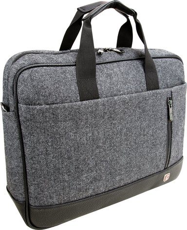 "Cirafon Laptop Bag Vintage 15.6"" 15.6"" Nylon"