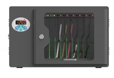 Vivotech Vivotech R10 Valkoinen Steriloiva Latausasema 10 Mobiililaitteelle