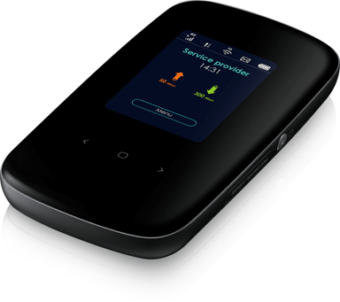 Zyxel LTE2566-M634 Portabel 4G-router