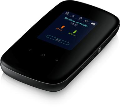 Zyxel LTE2566-M634 Portable Router