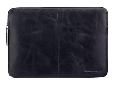 """dbramante1928 Skagen Pro - MacBook Black 12"""" Indisk lær med heltekstur"""
