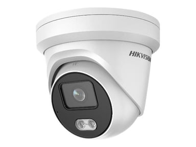 Hikvision 4 MP ColorVu Fixed Turret Network Camera DS-2CD2347G1-LU