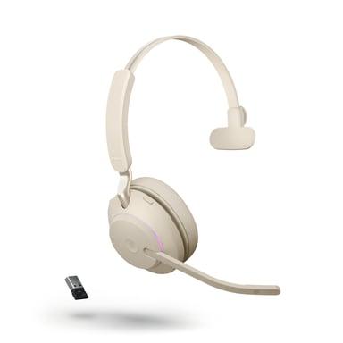 Jabra Evolve2 65 MS USB-A Beige