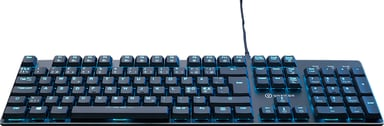 Voxicon Gaming Keyboard Gr8-9 Kabling Nordisk