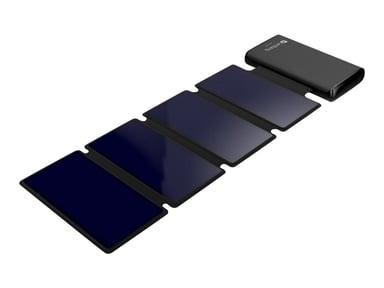 Sandberg Solar 4-Panel Powerbank 25000mAh