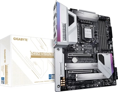 Gigabyte Z490 VISION G ATX
