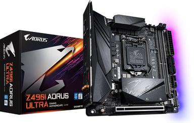 Gigabyte Z490I AORUS ULTRA Mini ITX