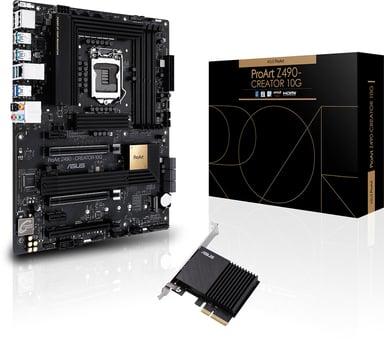 ASUS ProArt Z490-CREATOR 10G ATX Moederbord