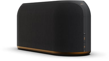 Jays S-Living Three Multiroom Wi-FI Speaker Black null