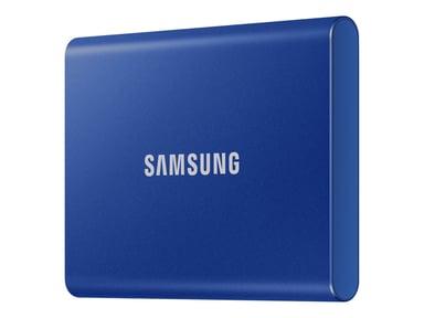 Samsung Portable SSD T7 1TB Blauw