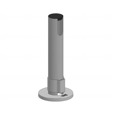 SpacePole Grundstolpe 400mm null