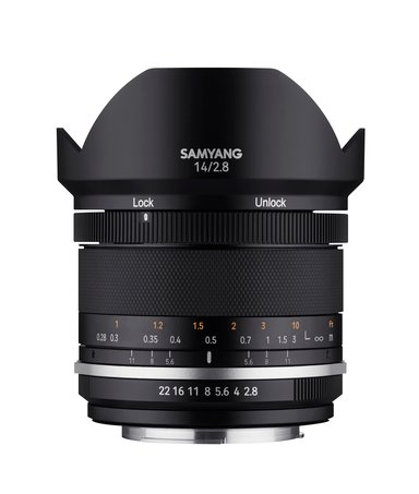 Samyang MF 14mm F/2.8 MK2 Fuji X