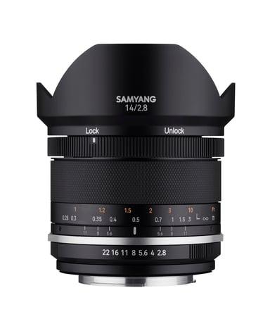 Samyang MF 14mm F/2.8 MK2 Nikon AE