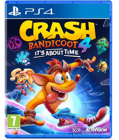 Sony Crash Bandicoot 4: It'S About Time - PS4