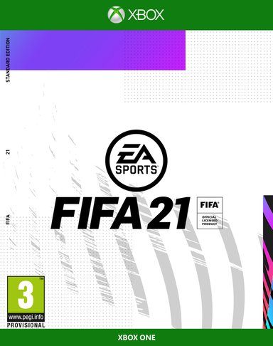 EA Games FIFA 21 null