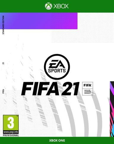 EA Games FIFA 21