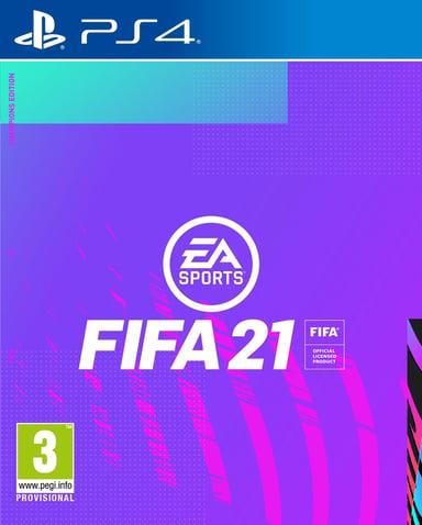 EA Games FIFA 21 Champions Edition null