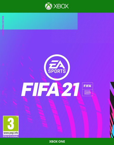 EA Games FIFA 21 Champions Edition