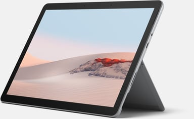 "Microsoft Surface Go 2 10.5"" Pentium Gold Platina"