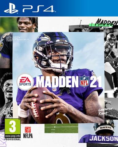 EA Games Madden NFL 21