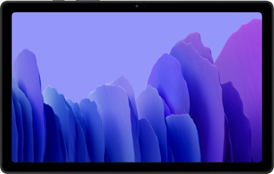 "Samsung Galaxy Tab A7 4G 10.4"" 32GB 3GB Tummanharmaa"