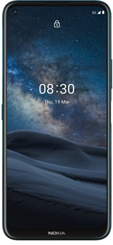 Nokia 8.3 5G 128GB Kaksois-SIM Polaariyö
