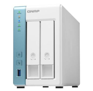 QNAP TS-231P3 4G 0TB