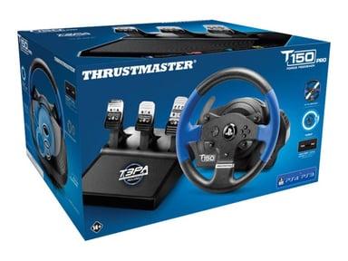 Thrustmaster T150 Pro Musta Sininen