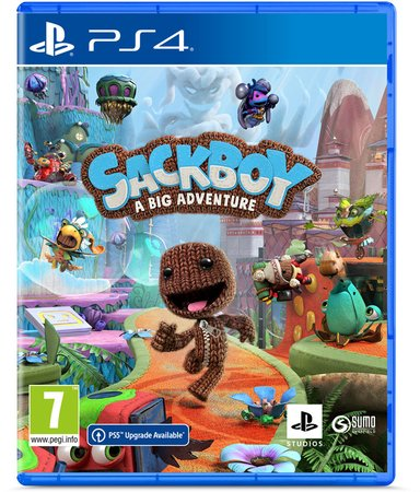 Sony Sackboy: A Big Adventure - PS4