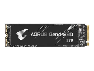 Gigabyte AORUS NVMe Gen4 2000GB M.2 2280 PCI Express 4.0 x4 (NVMe)