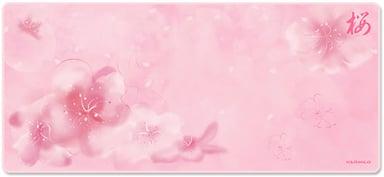 Varmilo Sakura deskmat XL Musematte