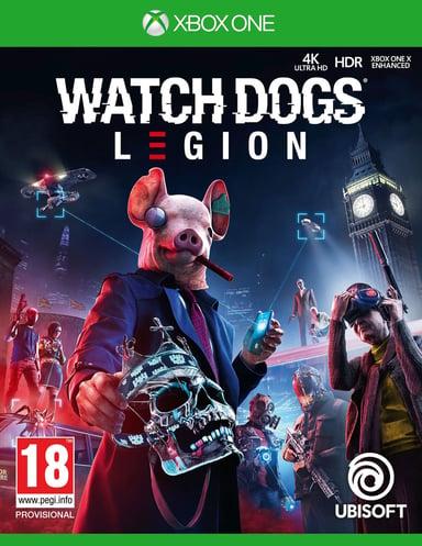 Ubisoft Watch Dogs Legion Standard Edition