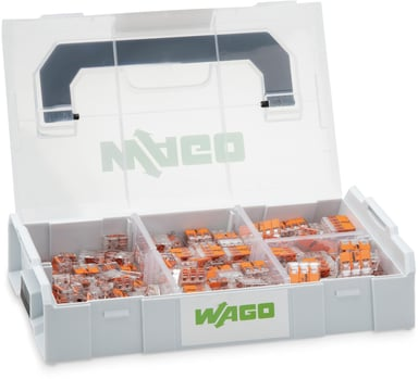 Wago Assortment Box 221-Series 4mm2+6mm2 L-Boxx Mini