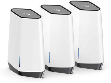 Netgear Orbi Pro WiFi 6 AX6000 System 3-pakning