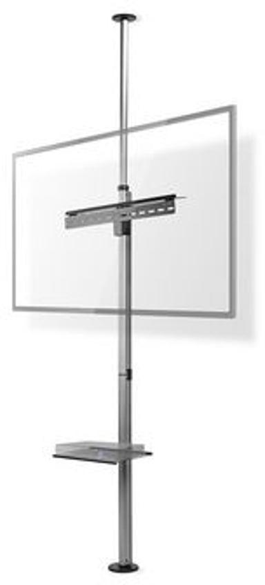 Nedis Asennuspakkaus (hylly, teleskooppivapa, lattiasta kattoon -kiinnitys) tuotteelle TV